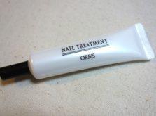 オルビス ネイルケア保湿 ネイルトリートメント 2枚爪 爪が割れやすい