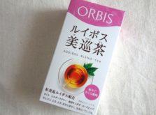オルビス ポリフェノール ルイボス美巡茶 数量限定 華やぐさくら風味